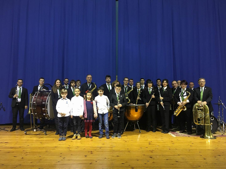 Banda de musica de Luceni